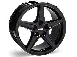Black Saleen Style Wheels<br />('94-'98 Mustang)