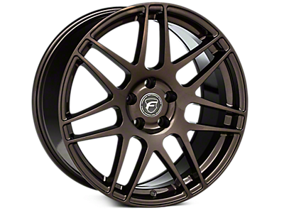 Bronze Forgestar F14 Wheels<br />('05-'09 Mustang)