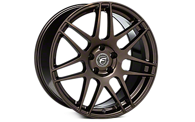 Bronze Forgestar F14 Wheels 2005-2009
