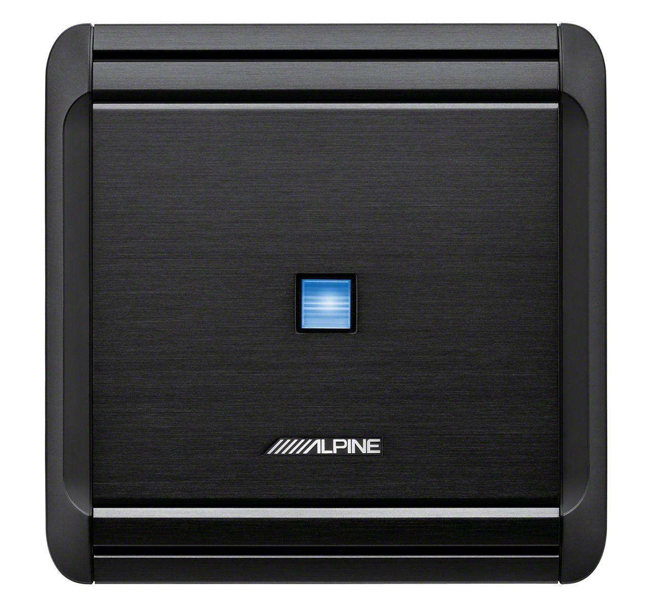 Alpine 4/3/2 Channel V-Power Digital Amplifier - 50W x 4 (08-19 All)