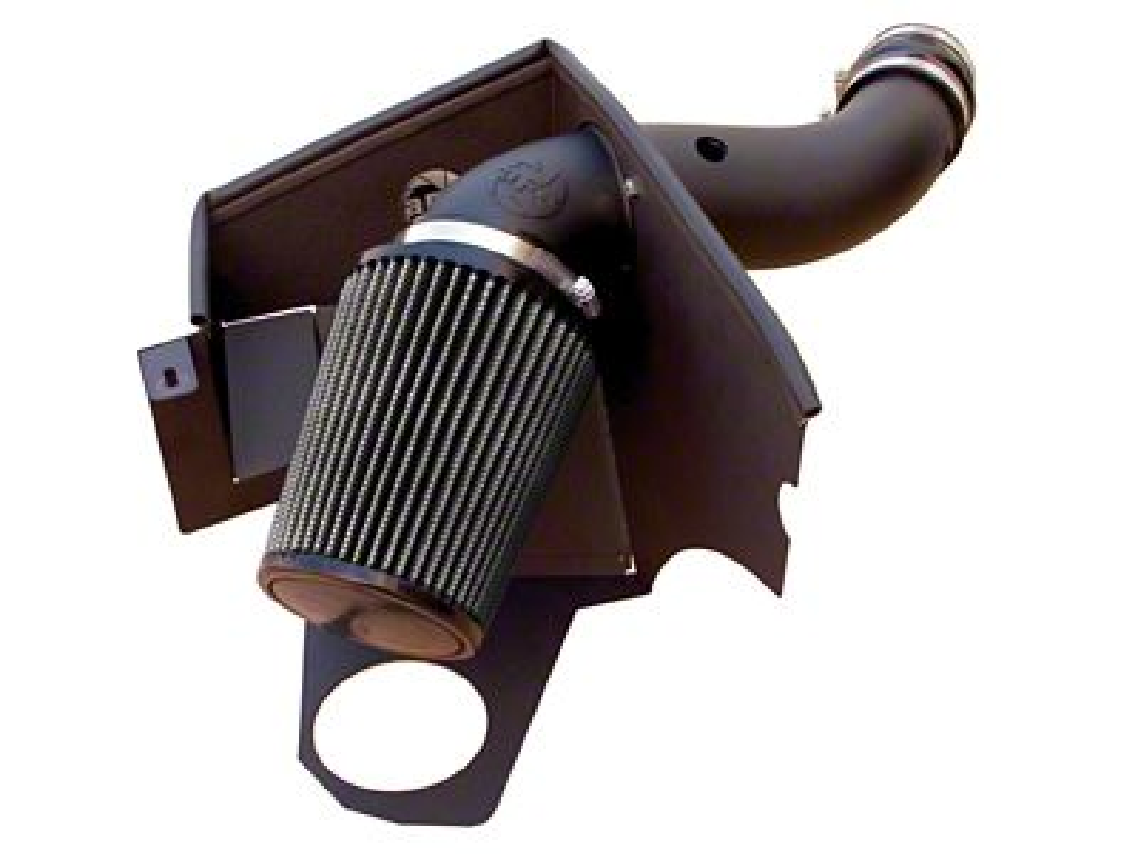 AFE Magnum FORCE Stage 2 Pro DRY S Cold Air Intake - Black (09-10 3.5L)