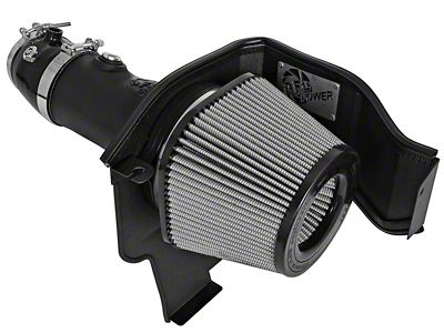 AFE Magnum FORCE Stage 2 XP Pro DRY S Cold Air Intake - Black (17-18 Hellcat)