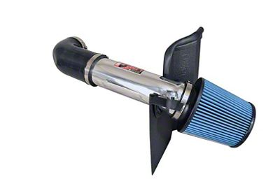 Injen Power-Flow Cold Air Intake w/ Heat Shield - Polished (09-19 5.7L HEMI)