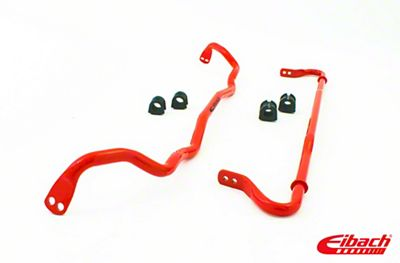 Eibach Anti-Roll Front & Rear Sway Bars - Tubular & Solid (08-18 All)