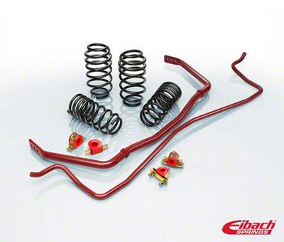 Eibach Pro-Plus Suspension Kit (15-18 Scat Pack, Hellcat)