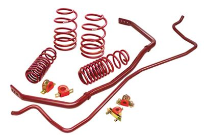 Eibach Sport-Plus Suspension Kit (08-18 All, Excluding Demon & Hellcat)