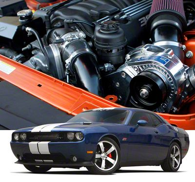 Procharger High Output Intercooled Supercharger Kit (11-14 6.4L HEMI)