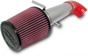 CGS Motorsports Cold Air Intake - Ceramic Silver (09-10 3.5L)