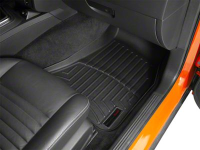 Weathertech DigitalFit Front Floor Liners - Black (11-14 All)