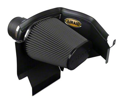 Airaid Cold Air Dam Intake w/ Black SynthaMax Dry Filter (11-19 3.6L, 5.7L HEMI, 6.4L HEMI)