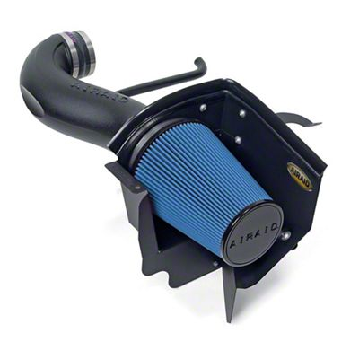 Airaid Cold Air Dam Intake w/ Blue SynthaMax Dry Filter (08-10 5.7L HEMI, 6.1L HEMI)