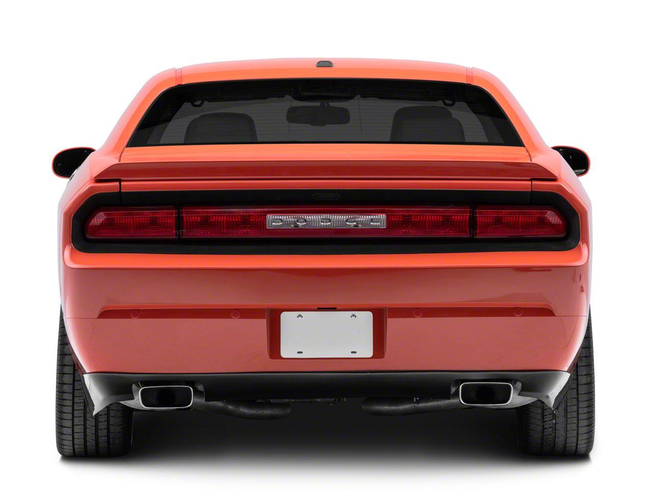 Anderson Composites Rear Valance - Carbon Fiber (09-14 R/T, SE, SXT, SRT8)