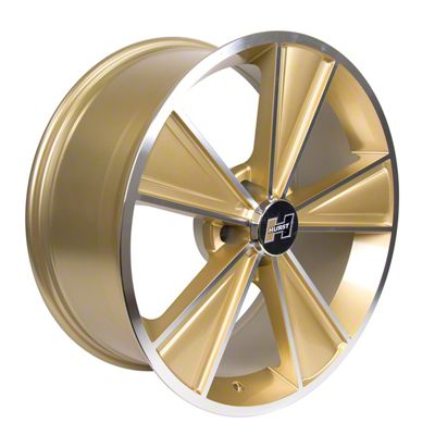 Hurst Dazzler Gold Wheel - 20x8.5 (08-19 All)