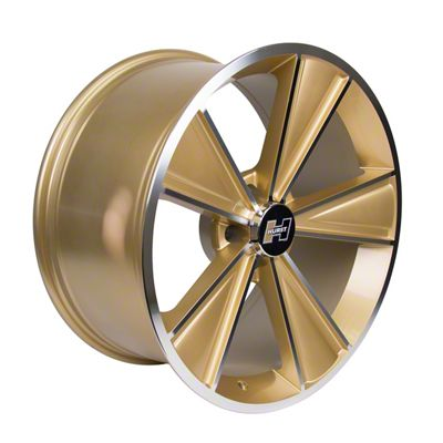 Hurst Dazzler Gold Wheel - 20x10 (08-19 All)