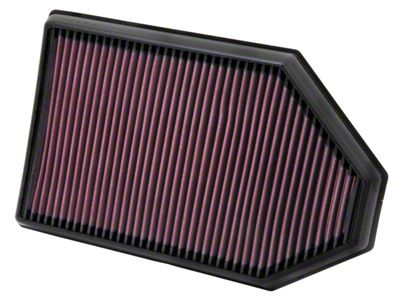 K&N Drop-In Replacement Air Filter (11-19 All)