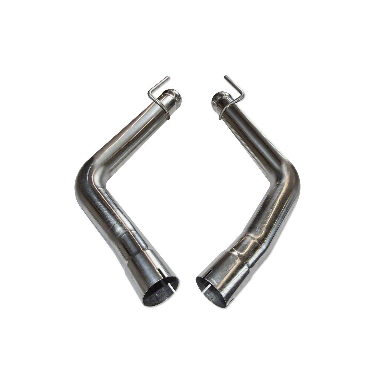 Kooks Muffler Delete Axle-Back Exhaust (15-19 6.2L HEMI)