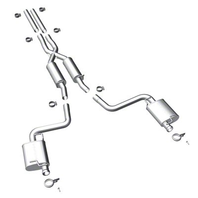 Magnaflow Street Cat-Back Exhaust (11-14 3.6L)