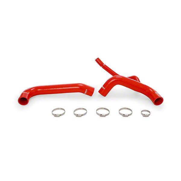 Mishimoto Silicone Radiator Hose Kit - Red (15-19 Hellcat)