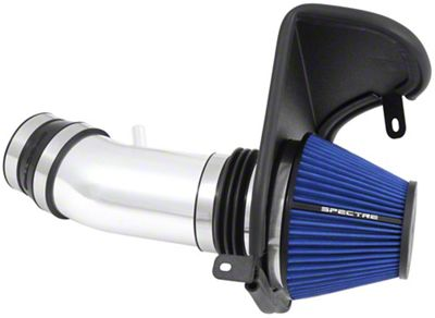 Spectre Performance Cold Air Intake w/ Blue Filter (11-16 6.4L HEMI)
