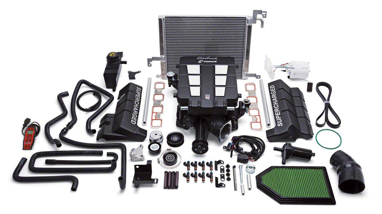 Edelbrock E-Force Stage 1 Street Supercharger Kit (11-14 6.4L HEMI)