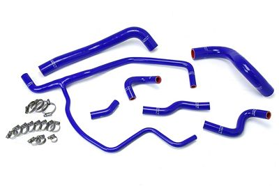 HPS Silicone Radiator Coolant & Heater Hose - Blue (11-18 3.6L)