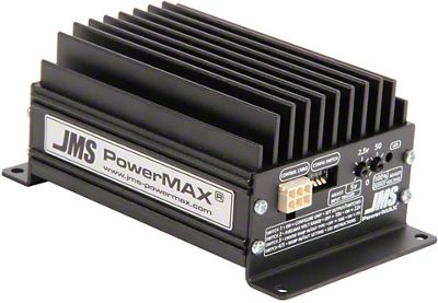 JMS PowerMAX V2 FuelMAX Fuel Pump Voltage Booster (10-19 All)