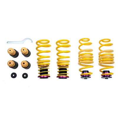 KW Suspension H.A.S. Height Adjustable Lowering Springs (12-18 All)