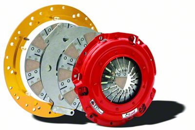 McLeod RXT Twin Disc 1000HP Clutch - 18 Spline (08-19 All)