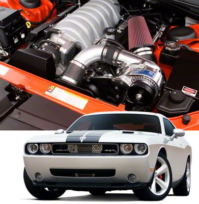 Procharger High Output Intercooled Supercharger Tuner Kit (08-10 6.1L HEMI)