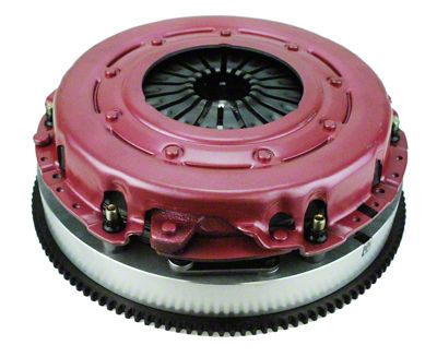 RAM Force 10.5 Dual Disc Organic Clutch - 10 Spline (11-11.5 V8 HEMI)