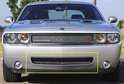 T-REX Sport Series Lower Grille - Chrome (08-10 All)