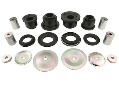 Whiteline Rear Crossmember Mount Bushing Kit (08-15 All)