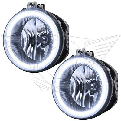 Oracle Chrome OE Style CCFL Halo Fog Lights (08-10 w/ Halogen Foglights)