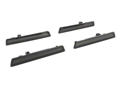 Oracle Tinted Concept LED Side Marker Kit - Unpainted (15-19 All)