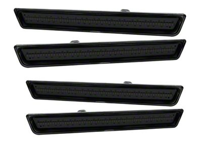 Oracle Tinted Concept LED Side Marker Kit - Pre-Painted (15-19 All)