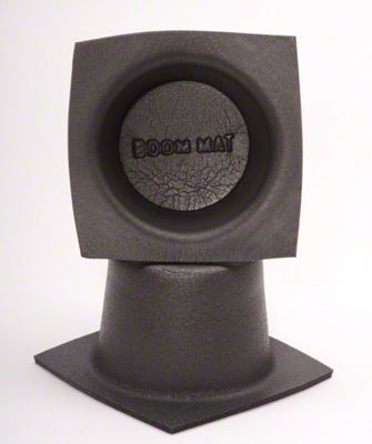 Boom Mat Speaker Baffles - 6-1/2 in. Round (08-18 All)