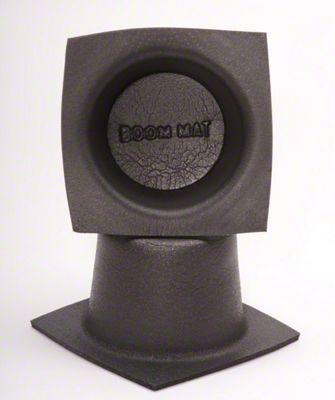 Boom Mat Speaker Baffles - 6-3/4 in. Round (08-18 All)