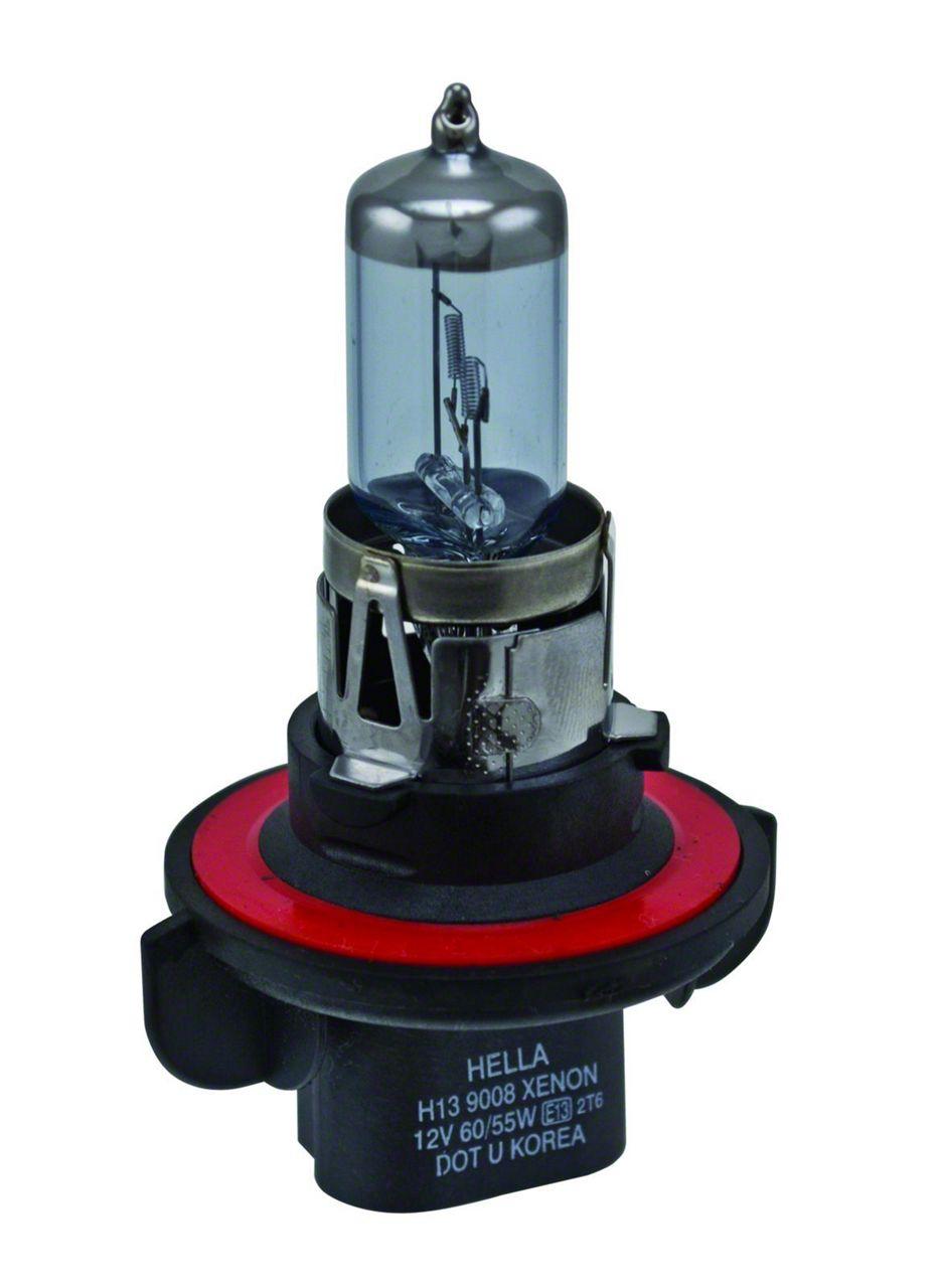 Hella High Performance 2.0 Headlight Bulbs - H13 (11-14 All)