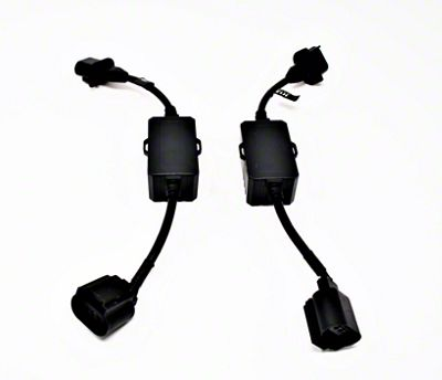 Lifetime LED Anti-Flicker Harness for H13 LED Bulbs (11-14 All)