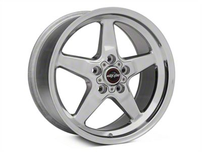 Race Star 92 Drag Star Polished Wheel - Direct Drill - 17x9.5 (08-19 All)
