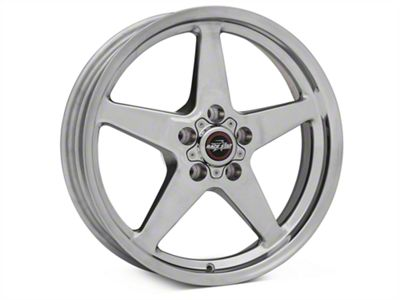 Race Star 92 Drag Star Polished Wheel - Direct Drill - 18x5 (08-19 All)