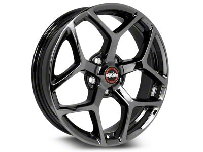Race Star 95 Recluse Black Chrome Wheel - 17x7 (08-19 All, Excluding Demon & Hellcat)