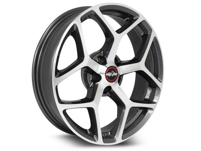 Race Star 95 Recluse Metallic Gray Wheel - 17x4.5 (08-18 All, Excluding Demon & Hellcat)