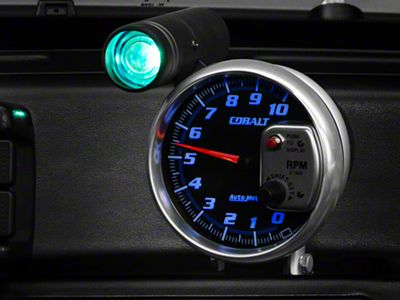 Auto Meter Cobalt 5 in. Tachometer w/ Shift Light (08-19 All)