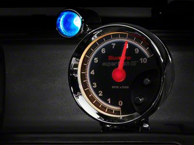 Bosch Super Tach III 5 in. Tach w/ Shift Light (08-19 All)