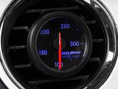 Auto Meter AirDrive Water Temperature Gauge (08-19 All)
