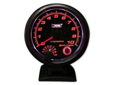 Prosport Performance Tachometer w/Shift Light - 3-3/4 in. (08-19 All)
