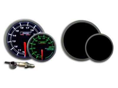 Prosport Dual Color Premium Wideband Air Fuel Ratio Kit - Green/White (08-19 All)