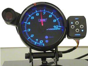 Prosport Tri-Color Tachometer - 80mm (08-19 All)