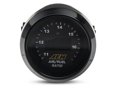 AEM Electronics Digital Wideband UEGO Air Fuel Ratio Gauge (08-19 All)